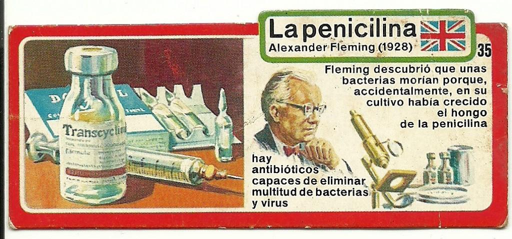 Inventor de la Penicilina