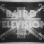 Baird experimental broadcast