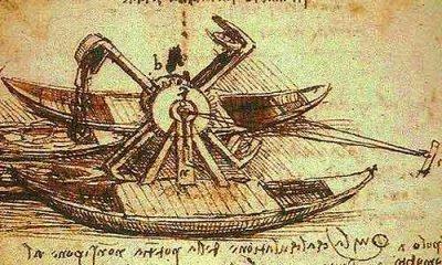 Los inventos de Leonardo Da Vinci | Inventionary: inventos