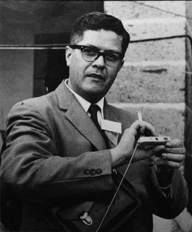 Guillermo Gonzalez inventor del televisor a color