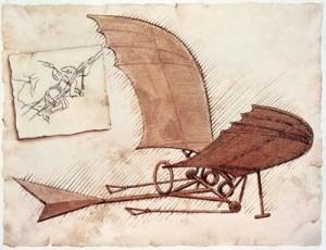 Leonardo Da Vinci La Máquina de Volar