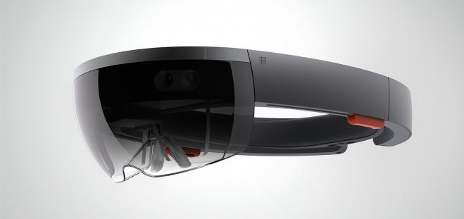 Microsoft HoloLens realidad virtual aumentada