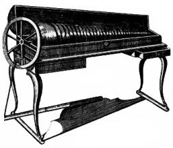 armonica de cristal de benjamin franklin