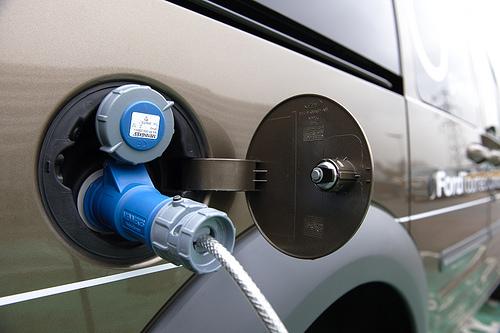 Baterias de li-ion en automóviles