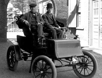Diseño de coche eléctrico realizado por Edison