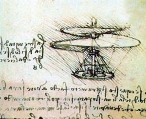 Tornillo Aereo - Leonardo Da Vinci