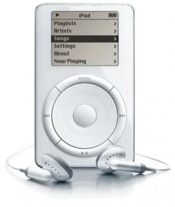 El primer Ipod