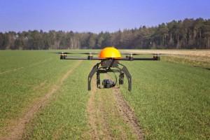 Los drones en la agricultura