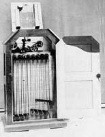 Quinetoscopio, el precursor del proyector cinematográfico