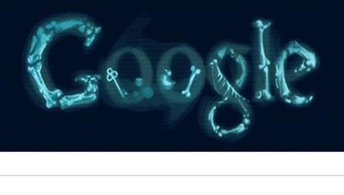 Google festeja los 115 años del descubrimiento de los Rayos X