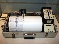 El sismografo o sismometro