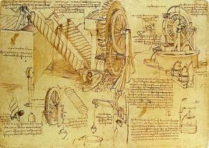 Sistema de irrigación - Leonardo Da Vinci